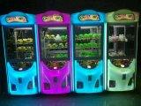 Juego electrónico loco &#160 de la máquina de juego del regalo de la máquina de juego de la garra del juguete; Máquina