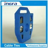 Cinghia di prevenzione di corrosione dell'acciaio 316 che lega una larghezza di 3/4 di pollice per uso esterno