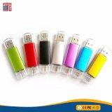 試供品のための多彩なOTG USBのフラッシュ・メモリの棒16GB Pendrive