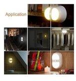 La stanza da bagno del sensore di movimento di Constance scherza la lampada di sicurezza del LED