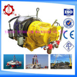 Certificación ABS aire Offshore 10t de arrastre de cabestrante cabrestante