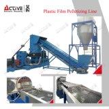 Los residuos Pelletizer película plástica de la máquina para la línea de peletización