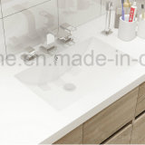 Vanità moderna della stanza da bagno della mobilia della stanza da bagno del buon di prezzi dispersore del compensato singolo (ACS1-W87)