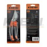 Ручка садовничая Pruner/ножницы сжатия обязанности Kseibi высокая