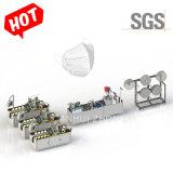 KN95 N95 Gezichtsmasker Folding Making Machinery productielijn met Fabrieksprijs in China