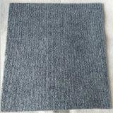 Het niet-geweven Tapijt van de Rib van de Polyester Naald Geslagen