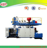 HDPEの化学薬品は機械装置かバレルの吹く形成機械を作るプラスチックびんをドラムをたたく