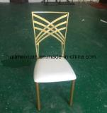 タケ椅子の金属の屋外の結婚式の椅子の工場党ホテルのレストランの椅子(M-X3225)