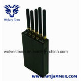 5 antenne voor GPS, de Telefoon van de Cel, de Draagbare Stoorzender van het Signaal WiFi