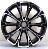 17inch 5 구멍 수리용 부품시장 차 바퀴는 Audi를 위한 합금 바퀴에 테를 단다