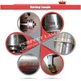 Máquina pneumática giratória da marcação para o alumínio do bronze do cobre do aço inoxidável