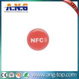 Étiquette classique d'époxy de l'IDENTIFICATION RF S50 de forme ronde