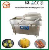 Aplique Vedante de vácuo e máquina de embalagem para batatas fritas de tomate e cenoura