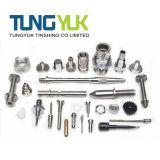 エンジン部分の予備品のための2017のステンレス鋼CNCの機械化の部品