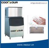 Macchina di fabbricazione di ghiaccio commerciale industriale di Coolsour