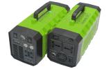 400W-600W Generador solar portátil de copia de seguridad de la fuente de alimentación Fuente de alimentación UPS