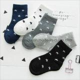 Kleid-Socke Babys der Form nette Baumwoll