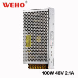 Weho Cer RoHS anerkannte 100W 48V Stromversorgung