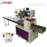 Máquina de empacotamento horizontal do envoltório da barra da proteína do equipamento da embalagem