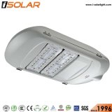 매장되는 Isolar 80W 10m 건전지 태양 LED 가로등 점화