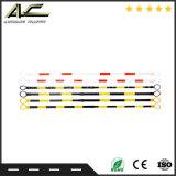 Штанга конуса PVC прямой связи с розничной торговлей фабрики хорошего качества складная