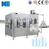 Llenado de botellas automática de la línea de producción de maquinaria
