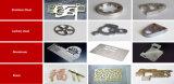 金属SsのCSの切断のための700W CNCのファイバーレーザーの打抜き機