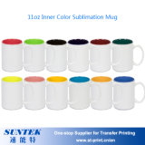 11oz mug sublimation finition métallique