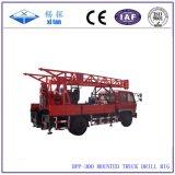 Xitan DDP-300 montada en camión de plataforma de Perforación de Pozo de Agua Mineral Exploration Core
