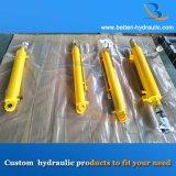 De goedkope Hete Fabrikant van de Cilinder van de Pers van het Smeedstuk Hydraulische