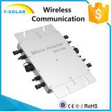 De maximum gelijkstroom-50V van de Micro- van 1200W-120V/230V waterdicht-IP65 Omschakelaar Band van het Net