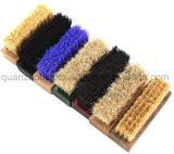 Spazzola di pulizia di legno di cura dei pattini di marchio dell'OEM