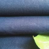 Mezcla de algodón Lino Tejido prenda de vestir, camisa de tela de lino