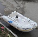 Liya 3,3 m costela de PVC rígido de barco inflável barco inflável