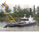 10inch携帯用砂の吸引の浚渫船