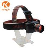 Im Freien Geräten-hohe Leistung Xml LED nachladbarer Scheinwerfer