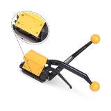 16mmの鋼鉄紐で縛ること、張力のシールおよびすべてBanidingの1つのツールの断ち切られる