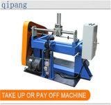 Fabricantes de la máquina del alambre y soldadora del enrollamiento que enrollan y