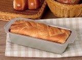 2018 Bakeware алюминиевый поддон хлеба и выпечки из анодированного алюминия серебристого цвета