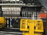 Hochgeschwindigkeits-PET pp. Plastikshampoo-Flaschen-Schlag-formenmaschine
