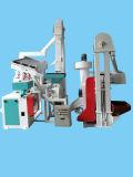 Maquinaria de trituração do arroz rural da liga do uso