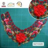 Corrección/corrección de la flor/corrección del cuello de la flor/accesorio 10018-10023 de la ropa
