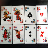 Personnalisé Papier de cadeau promotionnel de cartes à jouer