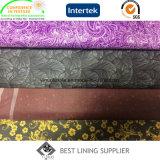 Полиэстер из тафты облицовка печати ткань жесткий Стороны считают экспорт в Турции