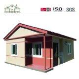 저가 호화스러운 섬유 시멘트 널 홈 별장 Prefabricated 집