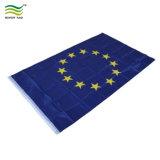 3X5FT Serigrafía banderas de la UE de poliéster (J-NF05F06008)