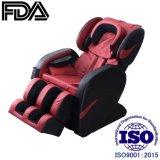 Silla de masaje sillón reclinable calentado y Gravedad Cero sillón reclinable Sofá de cuero