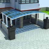 アーチ形にされた屋根との卸し売り大型の二重Carportデザイン