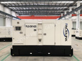 130kVA générateur diesel Cummins Powered silencieuse avec ce/ISO