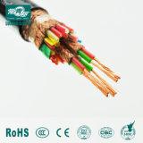 Cavo elettrico inguainato PVC isolato PVC di rame del conduttore